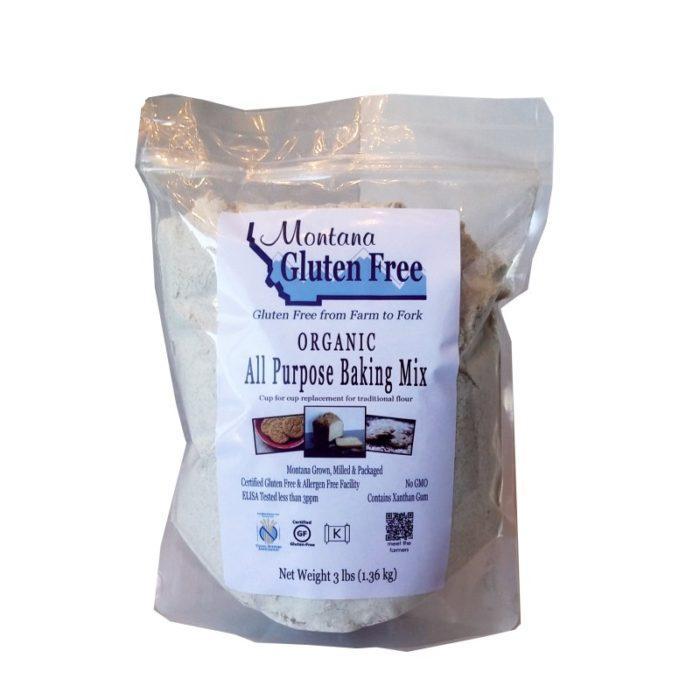Organic Gluten Free All Purpose Baking Mix