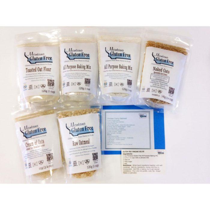 Montana Gluten Free Sampler