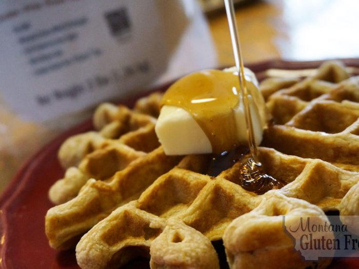 Montana Gluten Free Waffles