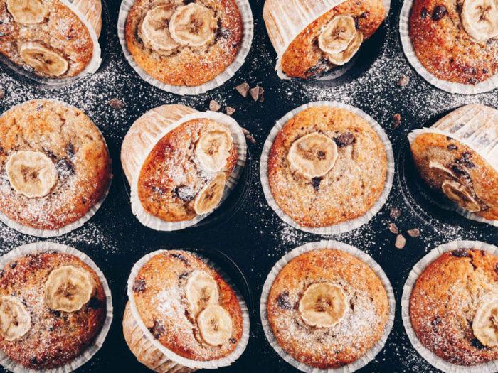 Gluten Free Banana Nut Muffin Recipe
