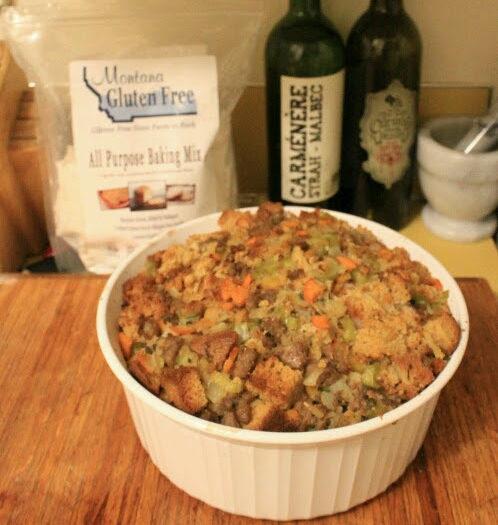 Gluten Free Sausage Stuffing Recipe