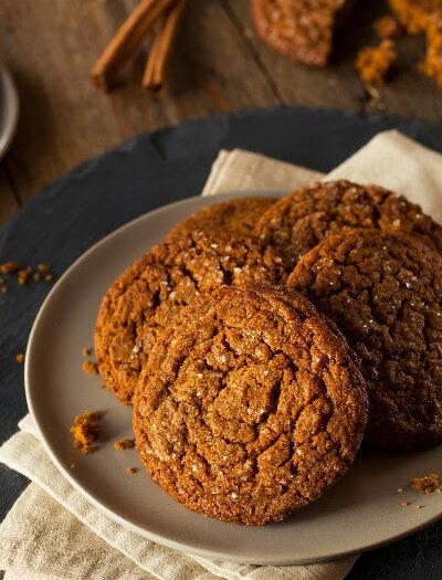 Gluten Free Molasses Cookie Recipe