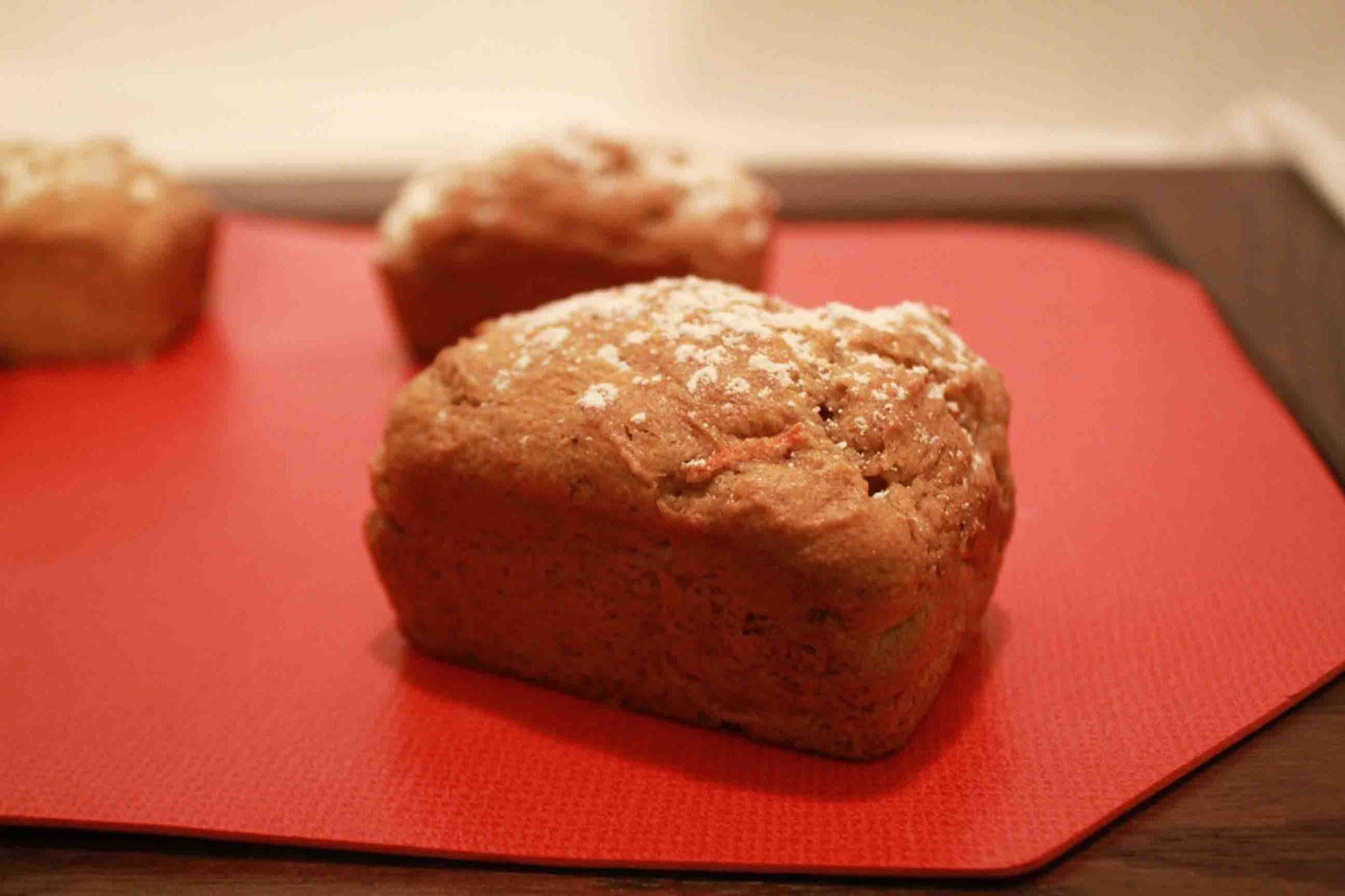 Carrot Cake Loaf All Recipes: Gluten Free Mini Carrot Cake Loaf Recipe